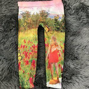 Toughskins | Girl's Leggings | Printed Leggings